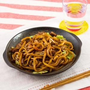 【B-1グランプリでゴールドグランプリ獲得 もっちり極太麺、濃厚ソースが特徴です!】B-1グランプリ...