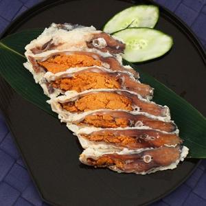 マイルドな味で初めての方でも食べやすい 食べきりサイズ 鮒寿司スライスミニ 送料無料 ポイント消化|産直お取り寄せニッポンセレクト