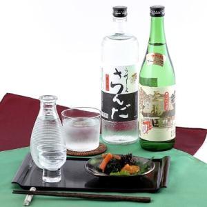 【米のうま味と梅の香りを堪能するお酒ギフト】創業明治22年。130年近く酒造りを続けている岡村酒造場...