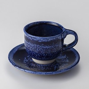 【しっとりと温かい和テイストのカップ&ソーサー。贈り物にも最適です】信楽焼の窯元・丸十製陶や京焼清水...