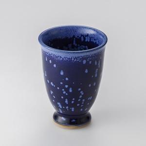 【シックな模様で多彩に使えるフリーカップ。自分へのご褒美やご家族へのプレゼントにもぴったり】信楽焼の...