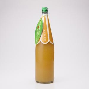 お中元 お酒 和製グレープフルーツと称されるジューシーな地元産柑橘類を使った 天草晩柑リキュール1....