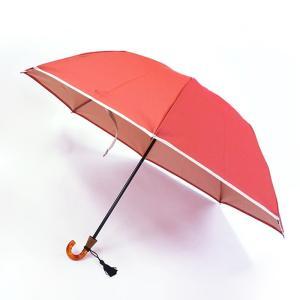 折りたたみ傘 折り畳み傘 レディース 甲州織 かさね 日本製 55cm 晴雨兼用傘 UVカット 大き...