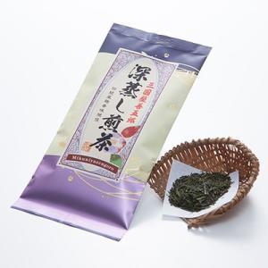 【鹿児島県産の茶葉を深蒸し製法で仕上げ、渋みが少なく濃い旨みとコクのある煎茶です】江戸時代より海運業...