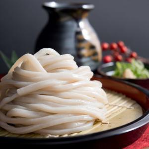 【食物繊維たっぷり!おいしいのに体にも優しいモチモチうどん】TVで話題の健康食材「もち麦」使用!讃岐...