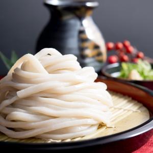 【モチモチ食感の美味しくヘルシーなうどんをお楽しみいただけます】TVで話題の健康食材「もち麦」使用!...