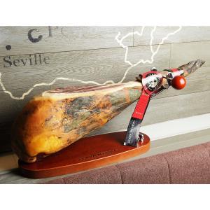 イベリコ豚  4年熟成生ハム レアル・ベジョータ原木セット パーティー向け スペイン王室献上品