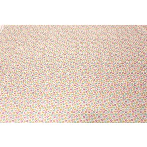 【ティルダ ファブリック/Tilda】Tilda W110 Flowerfield 100016-Yellow|nippori-pakira|02