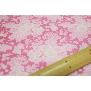 【ティルダ ファブリック/Tilda】W110 Imogen 100023-Pink|nippori-pakira
