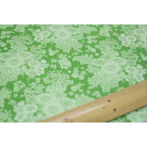 【ティルダ ファブリック/Tilda】W110 Imogen 100024-Green nippori-pakira