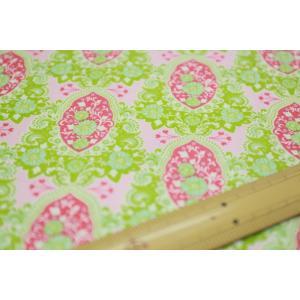 【ティルダ ファブリック/Tilda】W110 Charlotte 100032-Pink|nippori-pakira