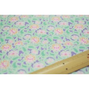 【ティルダ ファブリック/Tilda】W110 Suraj 100040-Lilac|nippori-pakira