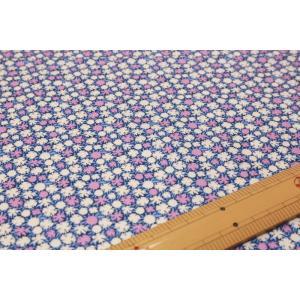 【ティルダ ファブリック/Tilda】Tilda W110 Pompom 100087-Blue|nippori-pakira