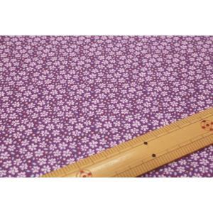 【ティルダ ファブリック/Tilda】Tilda W110 Marnie 100088-Lilac|nippori-pakira