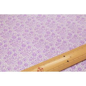 【ティルダ ファブリック/Tilda】Tilda W110 Mila 100090-Lavender|nippori-pakira
