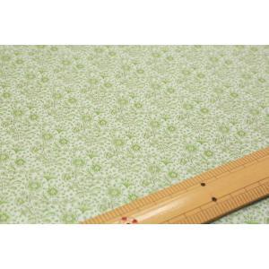 【ティルダ ファブリック/Tilda】Tilda W110 Mila 100095-Saga Green|nippori-pakira