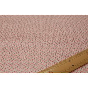 【ティルダ ファブリック/Tilda】100096 Tiny Plun-Peach|nippori-pakira