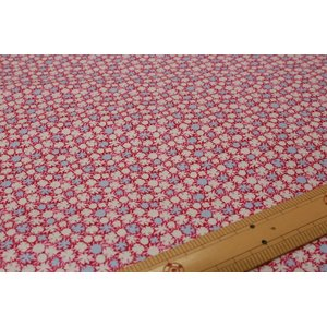 【ティルダ ファブリック/Tilda】100107 Ponpon-Raspberry|nippori-pakira
