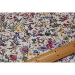 【リバティラミネート加工/LIBERTY】Wild Flowers 3634251l-AE|nippori-pakira