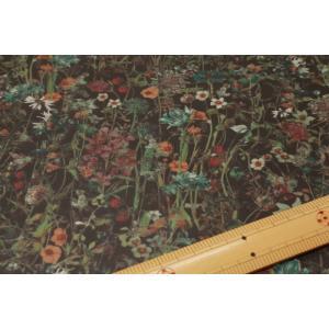 【リバティラミネート加工/LIBERTY】Wild Flowers 3634251l-DE|nippori-pakira