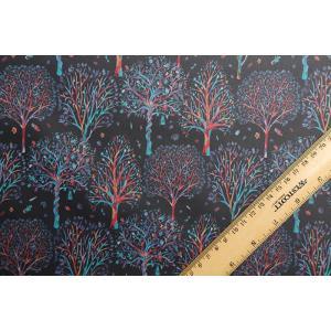 【リバティラミネート加工/LIBERTYThe Artist's Tree 3636186-16ATL|nippori-pakira