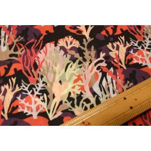 【リバティプリント/LIBERTY】Coral Camo 3637153-17CT|nippori-pakira