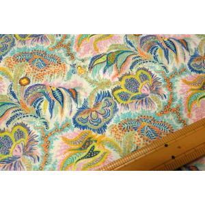 【リバティプリント/LIBERTY】Paisley Corals 3637155-17CT|nippori-pakira