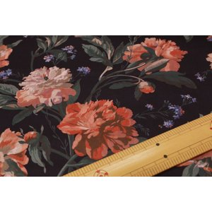 【リバティプリント/LIBERTY】2018AW Decadent Blooms 3638232-18AT|nippori-pakira