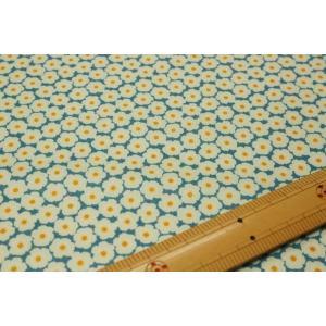 【ティルダ ファブリック/Tilda】Cabbage Flower Blue 481492|nippori-pakira