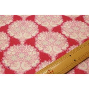 【ティルダ ファブリック/Tilda】Flower Tree Purple 481497|nippori-pakira