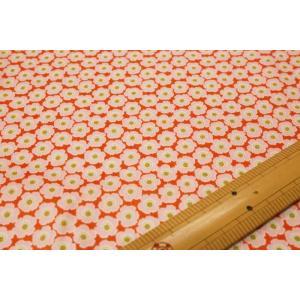 【ティルダ ファブリック/Tilda】Bessie Ginger 481508|nippori-pakira