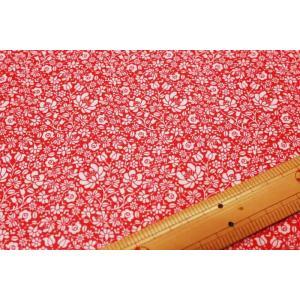 【ティルダ ファブリック/Tilda】Sigrid Red 481511|nippori-pakira