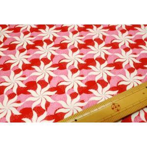【ティルダ ファブリック/Tilda】Fireworks Red 481517|nippori-pakira