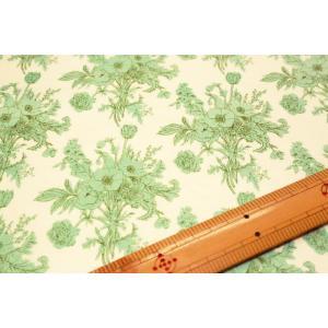 【ティルダ ファブリック/Tilda】Botanical Sage 481520|nippori-pakira