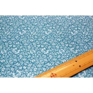 【ティルダ ファブリック/Tilda】Sigrid Blue 481529|nippori-pakira