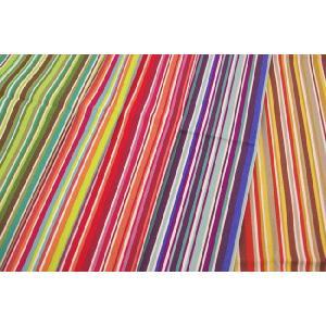 広幅綿プリント「ミラノストライプ」 F83700...の商品画像