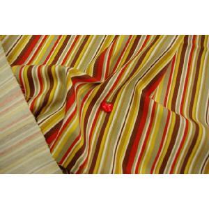 広幅綿プリント「ミラノストライプ」 F8370...の詳細画像1