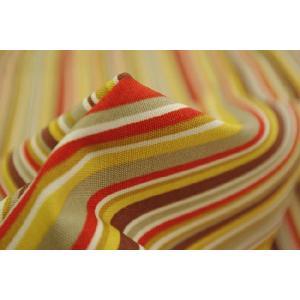 広幅綿プリント「ミラノストライプ」 F8370...の詳細画像3