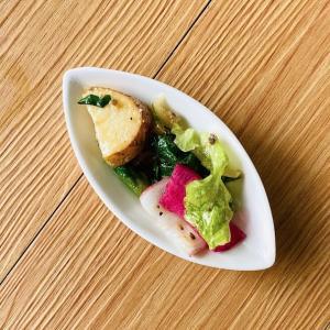 小鉢 小皿 13.7cm 楕円 オーバル 白磁 おしゃれ シンプル ホワイト 無地|nishida-store