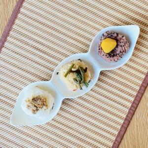 仕切り皿 オードブル皿  28.2cm 枝豆形  3連ボウル 白磁 おしゃれ 長皿 プレート レンジOK 軽い シンプル 無地|nishida-store