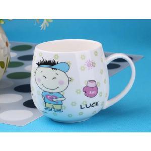 特価商品 マグカップ 400ml  男の子  コップ 白い おしゃれ シンプル かわいい 大きい 保温  強化磁器 業務用 大容量 こぼれない|nishida-store