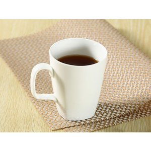 マグカップ 白磁 おしゃれ  380ml  大きい レンジOK 軽い 訳あり アウトレット 子ども シンプル|nishida-store