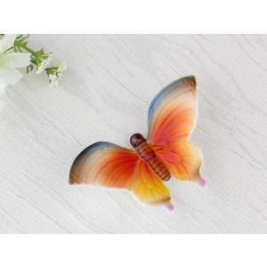 箸置き カトラリーレスト  蝶レリーフ  スプーン置き ハンドメイド 高級 白磁 おしゃれ シンプル|nishida-store