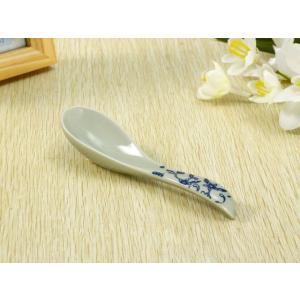 140mmのレンゲです。 当店の和食器は同じ柄を統一して販売しています(取り皿、小皿、仕切り皿、コッ...