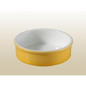 丸い ペット用食器 薄縁 340ml  陶磁器 軽い 白磁 無地 おしゃれ フードボウル 強化磁器 レンジOK 小さい|nishida-store