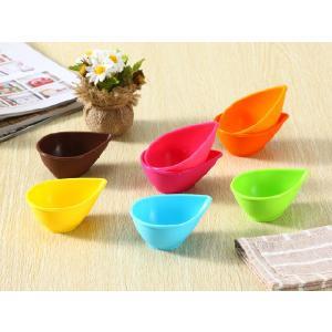 シリコン製雫小鉢【キッチン用品 食器 調理器具 調理・製菓道具 シリコン 容器】|nishida-store