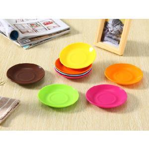 シリコン製丸皿小【キッチン用品 食器 調理器具 調理・製菓道具 シリコン 容器】|nishida-store