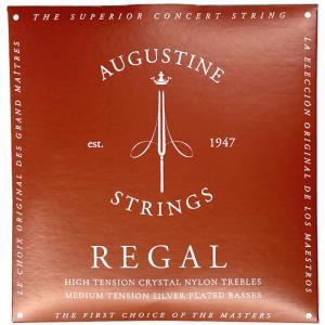 AUGUSTINE REGAL RED セット オーガスチンクラシックギター弦 リーガルレッド(赤) ポイント消化 送料無料|nishigaku