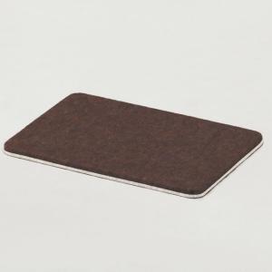 オプションボード静 ダークブラウン (フラットボード静をお使いのときに補助ペダルの高さをあわすオプションボードです)|nishigaku