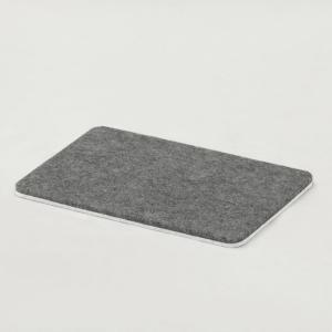 オプションボード静 グレー (フラットボード静をお使いのときに補助ペダルの高さをあわすオプションボードです)|nishigaku